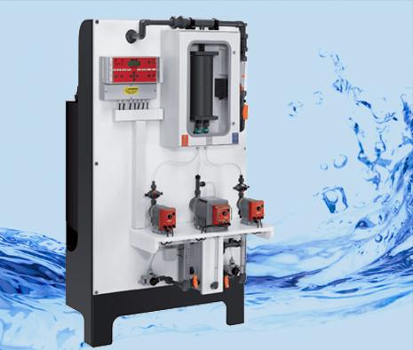 تجهیزات تصفیه و گندزدایی آب